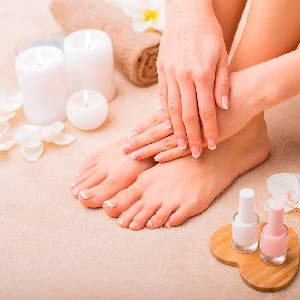 manicure and pedicure treatments Worthing