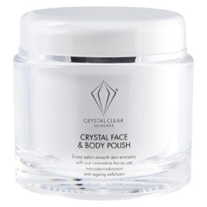 Crystal Clear Crystal Body Polish