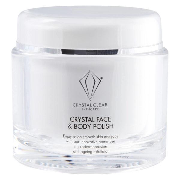 Crystal Clear Crystal Body Polish