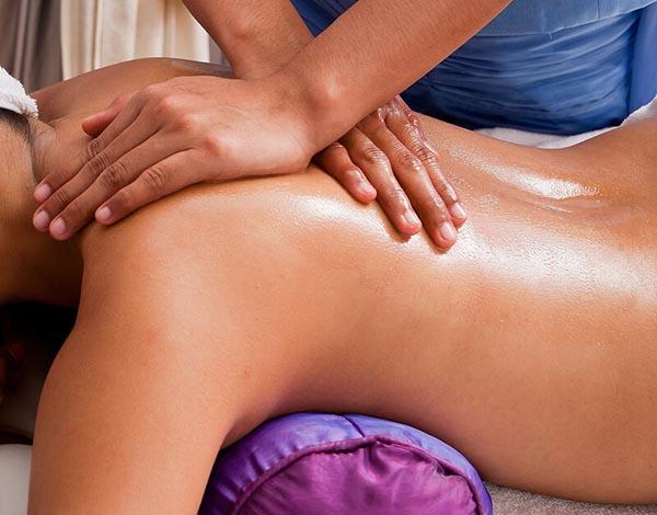 Back Massage Worthing