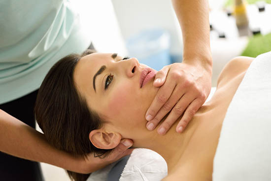Indian Head Massage Lancing