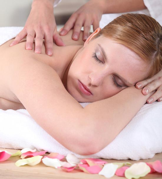 Massage therapy Worthing