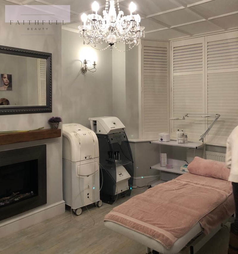 Beauty Salon in Worthing